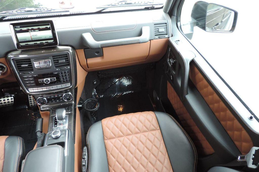 2014 Mercedes-Benz G-Class G63 AMG 6x6 - 15024452 - 16