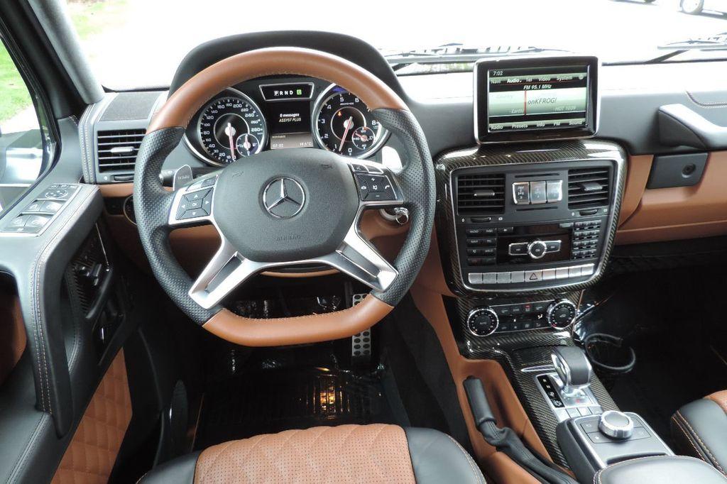 2014 Mercedes-Benz G-Class G63 AMG 6x6 - 15024452 - 17