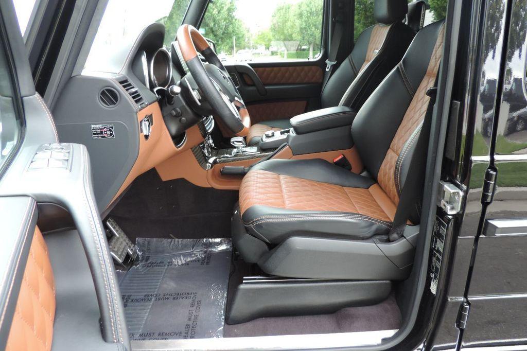 2014 Mercedes-Benz G-Class G63 AMG 6x6 - 15024452 - 18