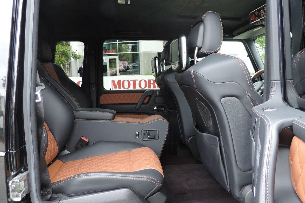 2014 Mercedes-Benz G-Class G63 AMG 6x6 - 15024452 - 26