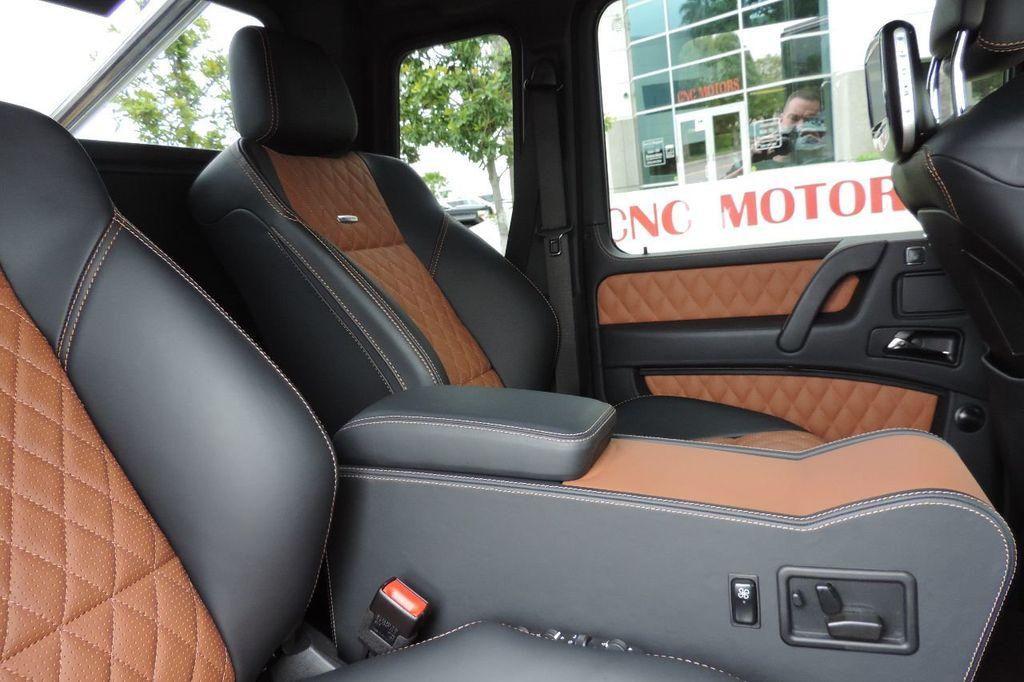 2014 Mercedes-Benz G-Class G63 AMG 6x6 - 15024452 - 32