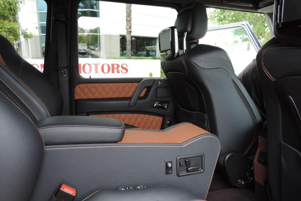 2014 Mercedes-Benz G-Class G63 AMG 6x6 - 15024452 - 33