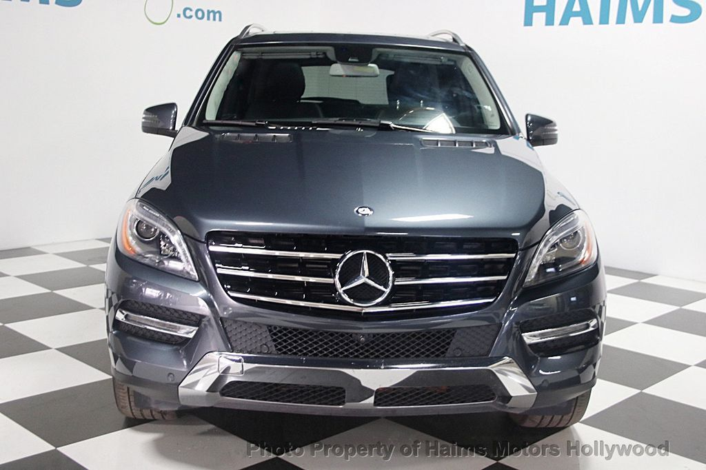 2014 Used Mercedes Benz M Class 4matic 4dr Ml350 At Haims
