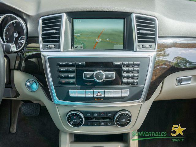 2014 Mercedes-Benz M-Class 4MATIC 4dr ML 350 - 17619555 - 20