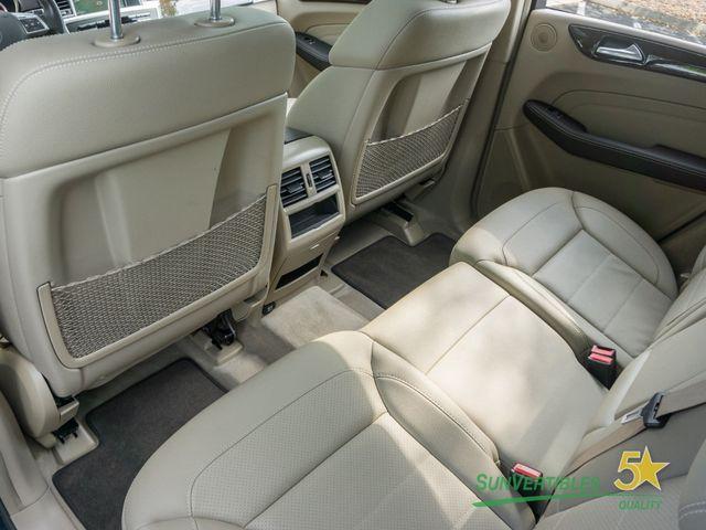 2014 Mercedes-Benz M-Class 4MATIC 4dr ML 350 - 17619555 - 35