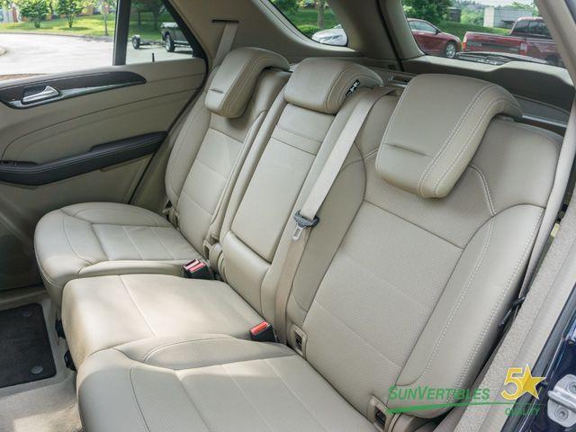 2014 Mercedes-Benz M-Class 4MATIC 4dr ML 350 - 17619555 - 37