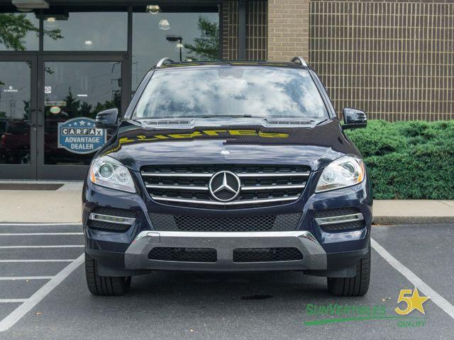 2014 Mercedes-Benz M-Class 4MATIC 4dr ML 350 - 17619555 - 3