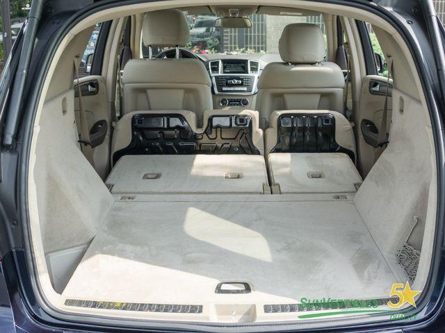 2014 Mercedes-Benz M-Class 4MATIC 4dr ML 350 - 17619555 - 43