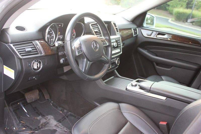 2014 Mercedes-Benz M-Class 4MATIC 4dr ML 350 - 17997355 - 1