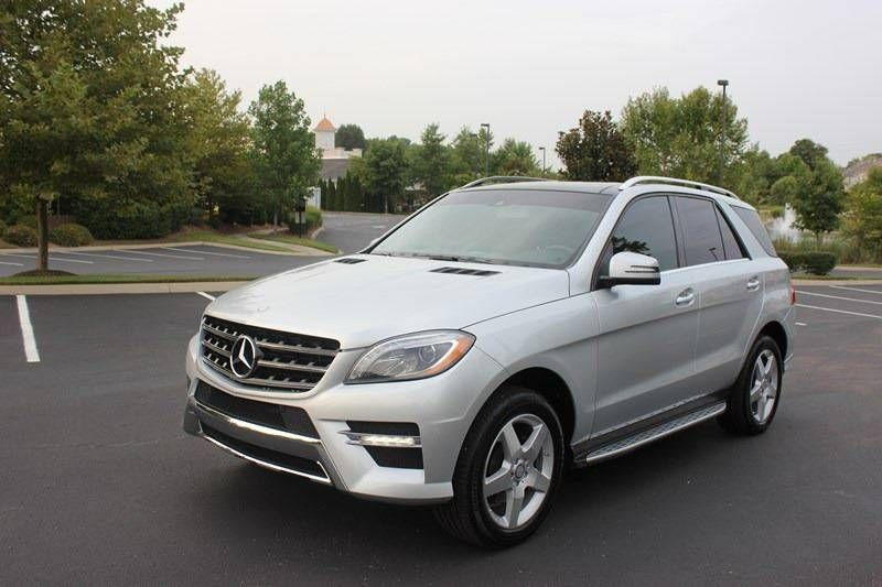 2014 Used Mercedes-Benz M-Class 4MATIC 4dr ML 350 at Auto World Serving  Mount Juliet, TN, IID 17997355