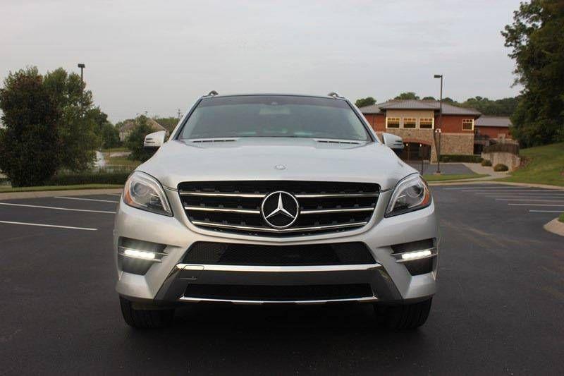 2014 Mercedes-Benz M-Class 4MATIC 4dr ML 350 - 17997355 - 29