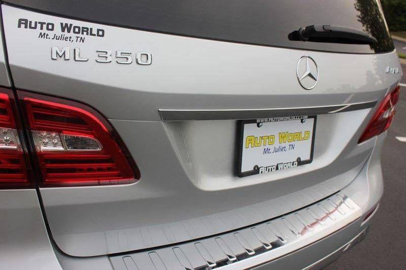 2014 Mercedes-Benz M-Class 4MATIC 4dr ML 350 - 17997355 - 31