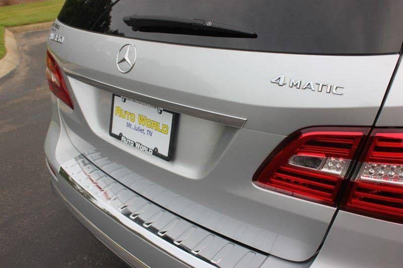 2014 Mercedes-Benz M-Class 4MATIC 4dr ML 350 - 17997355 - 32