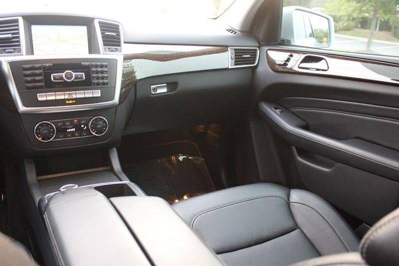 2014 Mercedes-Benz M-Class 4MATIC 4dr ML 350 - 17997355 - 46