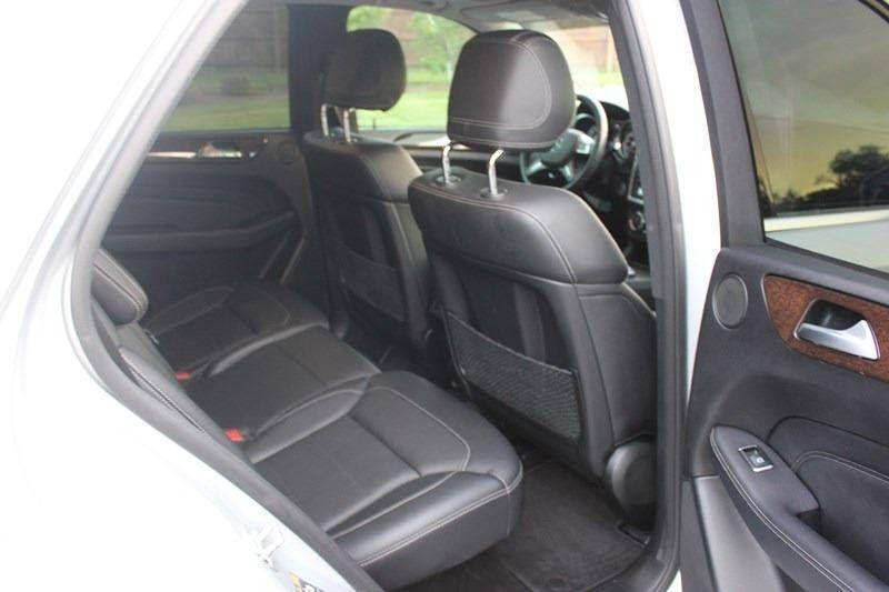 2014 Mercedes-Benz M-Class 4MATIC 4dr ML 350 - 17997355 - 50
