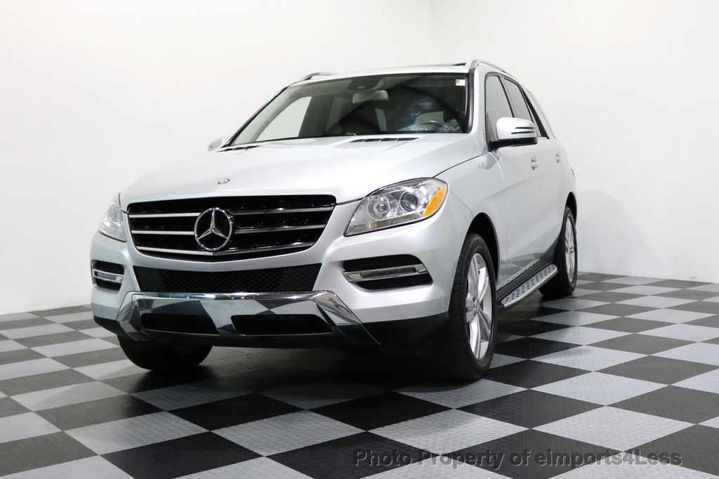 2014 Mercedes-Benz M-Class CERTIFIED ML350 4Matic AWD CAMERA HK NAVI - 17024014 - 13