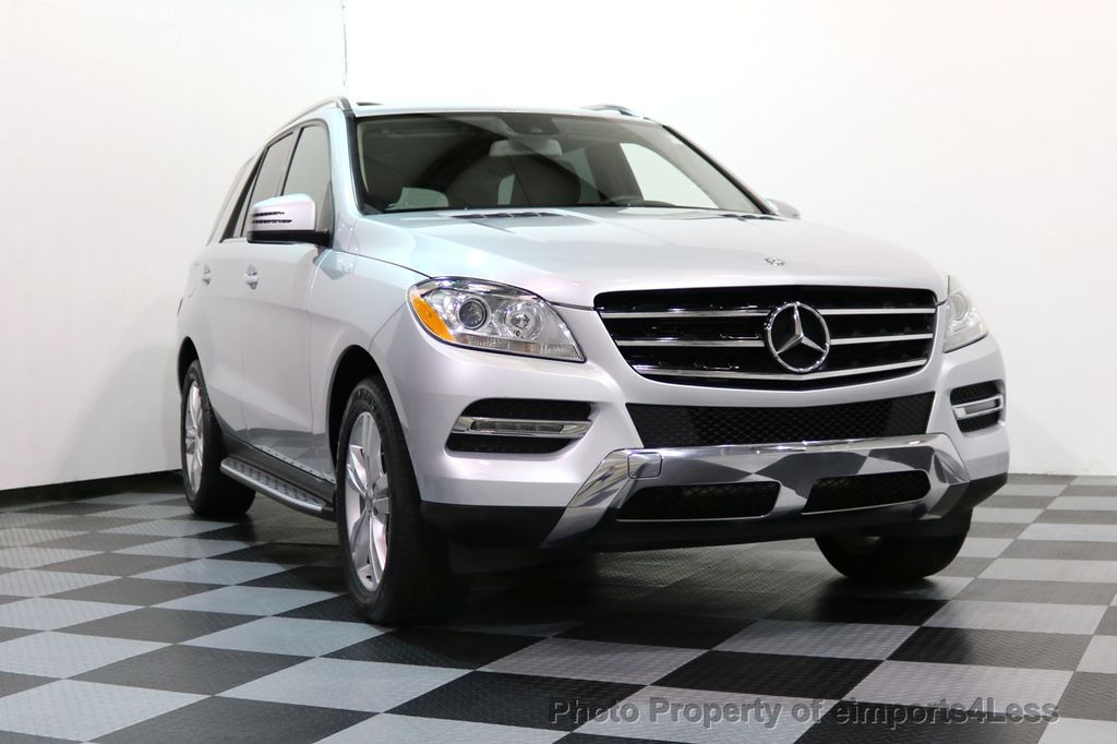 2014 Mercedes-Benz M-Class CERTIFIED ML350 4Matic AWD CAMERA HK NAVI - 17024014 - 14