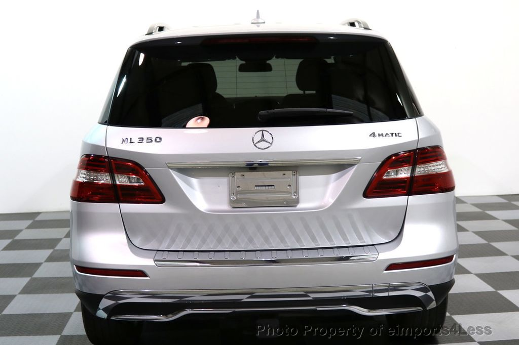 2014 Mercedes-Benz M-Class CERTIFIED ML350 4Matic AWD CAMERA HK NAVI - 17024014 - 16