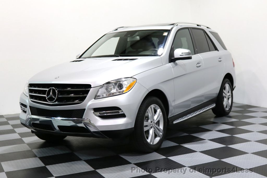 2014 Mercedes-Benz M-Class CERTIFIED ML350 4Matic AWD CAMERA HK NAVI - 17024014 - 26