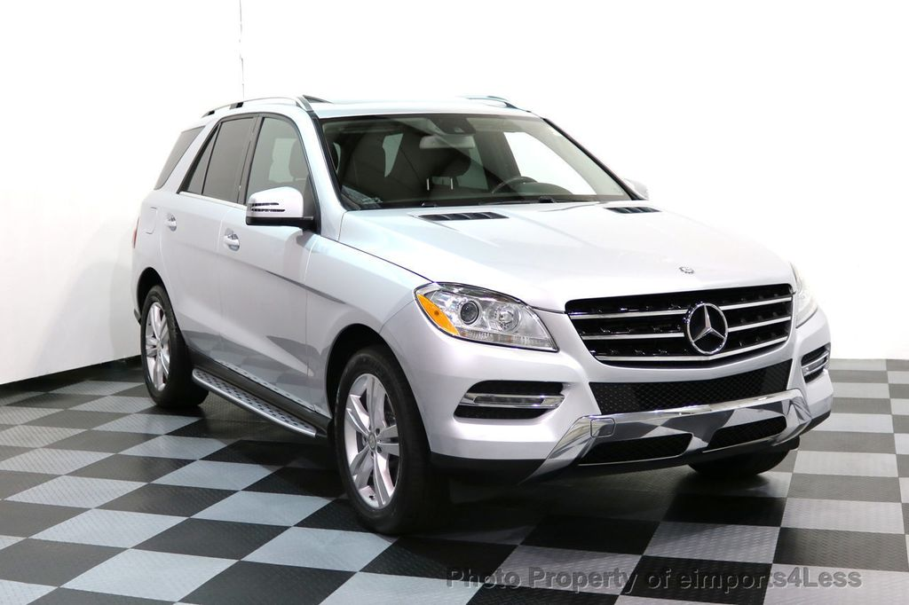 2014 Mercedes-Benz M-Class CERTIFIED ML350 4Matic AWD CAMERA HK NAVI - 17024014 - 27