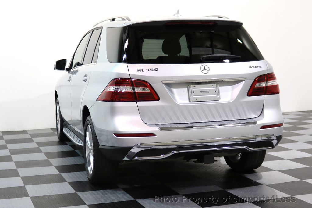 2014 Mercedes-Benz M-Class CERTIFIED ML350 4Matic AWD CAMERA HK NAVI - 17024014 - 2