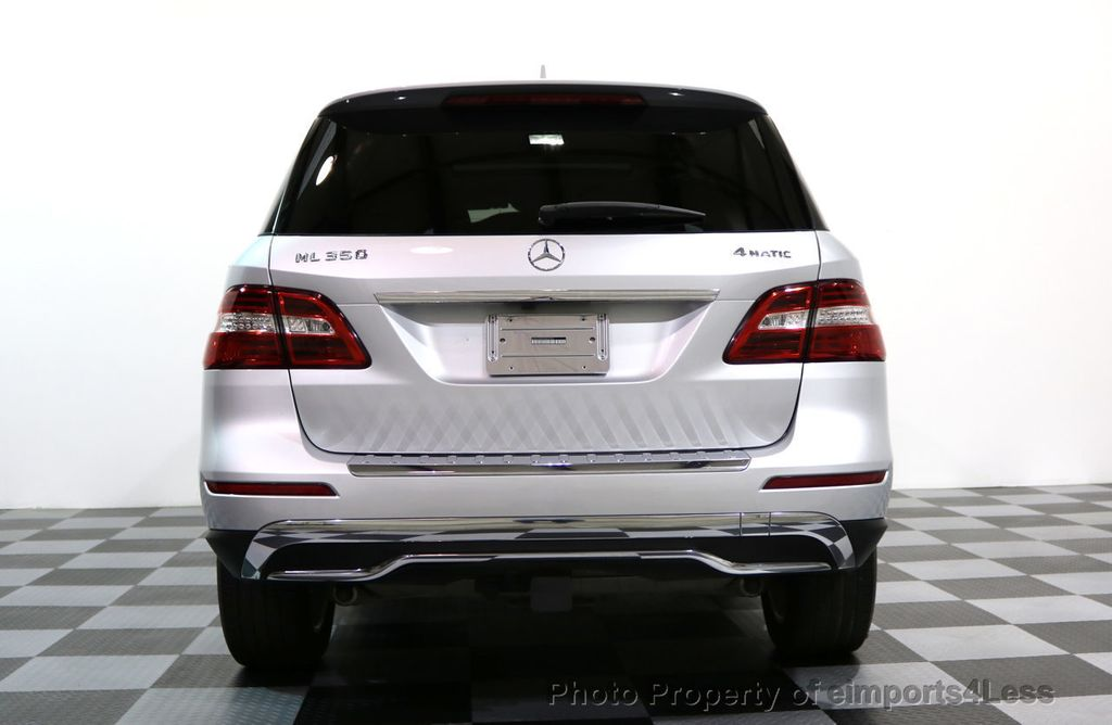 2014 Mercedes-Benz M-Class CERTIFIED ML350 4Matic AWD CAMERA HK NAVI - 17024014 - 29