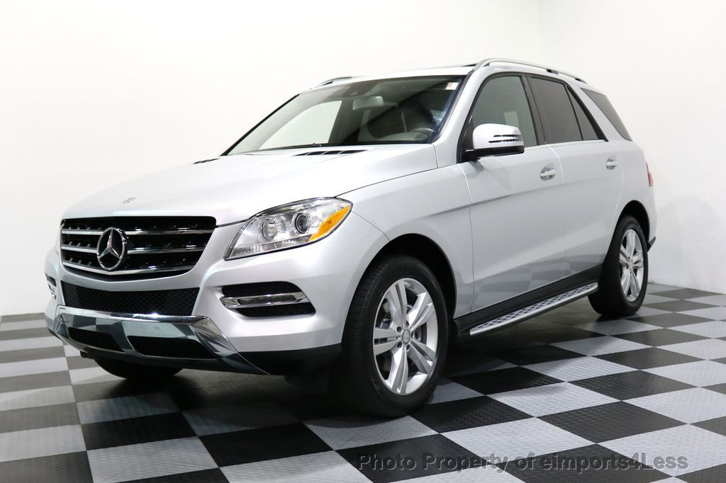 2014 Mercedes-Benz M-Class CERTIFIED ML350 4Matic AWD CAMERA HK NAVI - 17024014 - 38