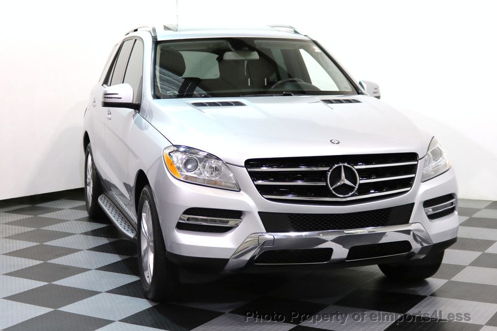 2014 Mercedes-Benz M-Class CERTIFIED ML350 4Matic AWD CAMERA HK NAVI - 17024014 - 39