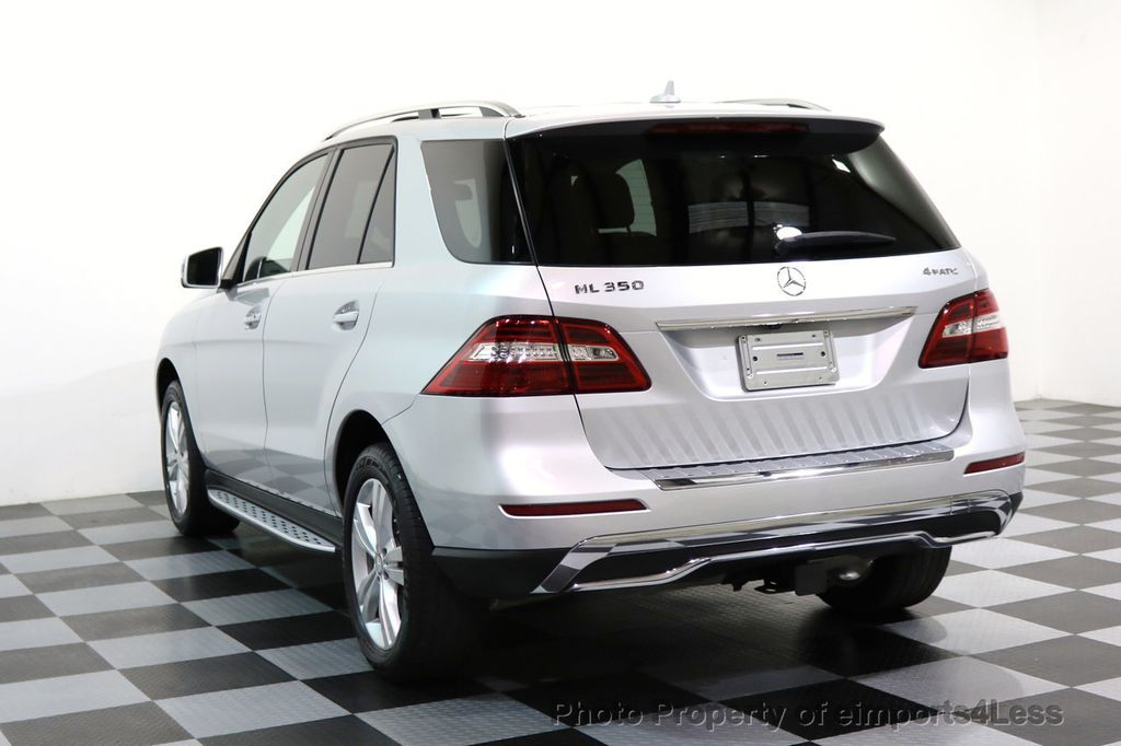 2014 Mercedes-Benz M-Class CERTIFIED ML350 4Matic AWD CAMERA HK NAVI - 17024014 - 40
