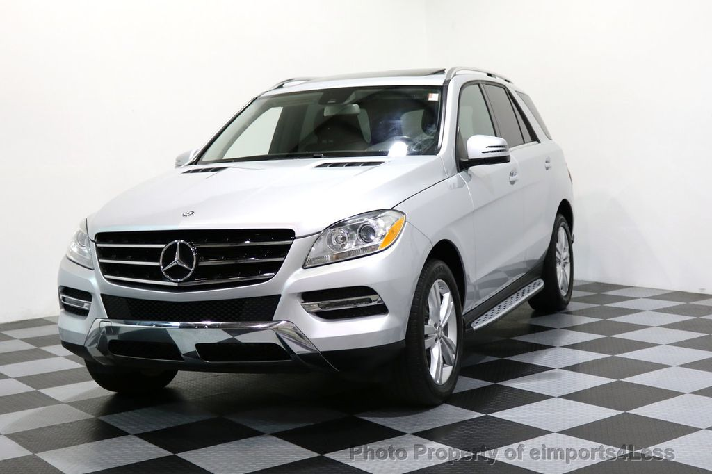 2014 Mercedes-Benz M-Class CERTIFIED ML350 4Matic AWD CAMERA HK NAVI - 17024014 - 49