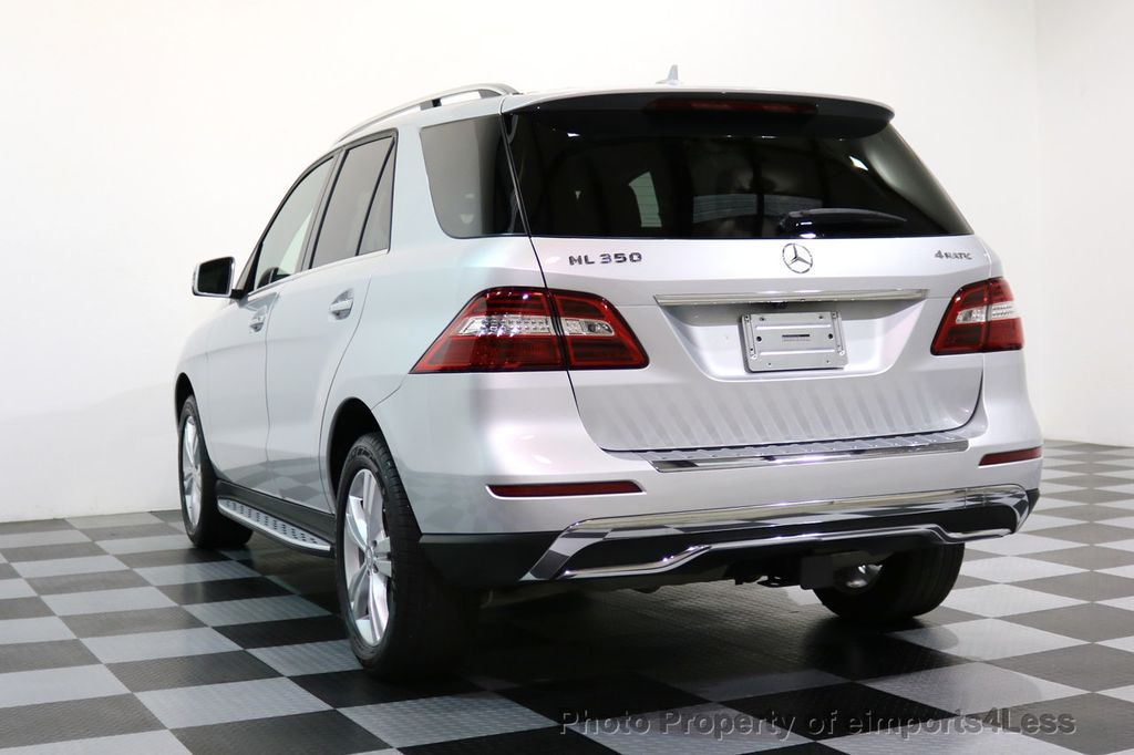 2014 Mercedes-Benz M-Class CERTIFIED ML350 4Matic AWD CAMERA HK NAVI - 17024014 - 50