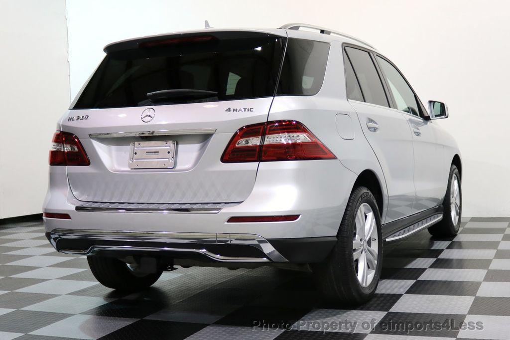 2014 mercedes benz m class certified ml350 4matic awd for Mercedes benz allentown pennsylvania