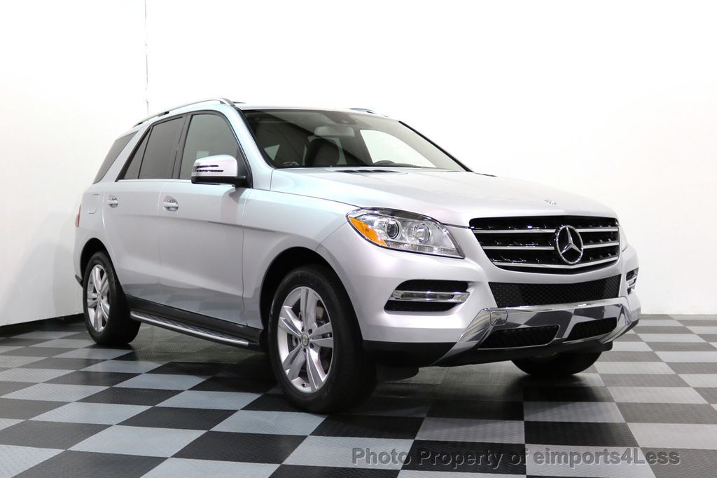 2014 Mercedes-Benz M-Class CERTIFIED ML350 4Matic AWD CAMERA HK NAVI - 17024014 - 52