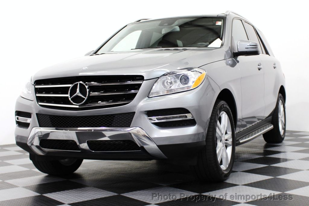 2014 used mercedes benz m class certified ml350 4matic awd for 2014 mercedes benz ml350