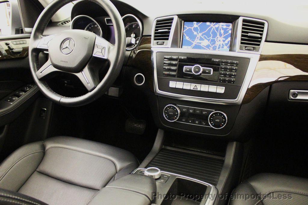 2014 Mercedes Benz M Class CERTIFIED ML350 4Matic AWD SUV PANO/BLIS/