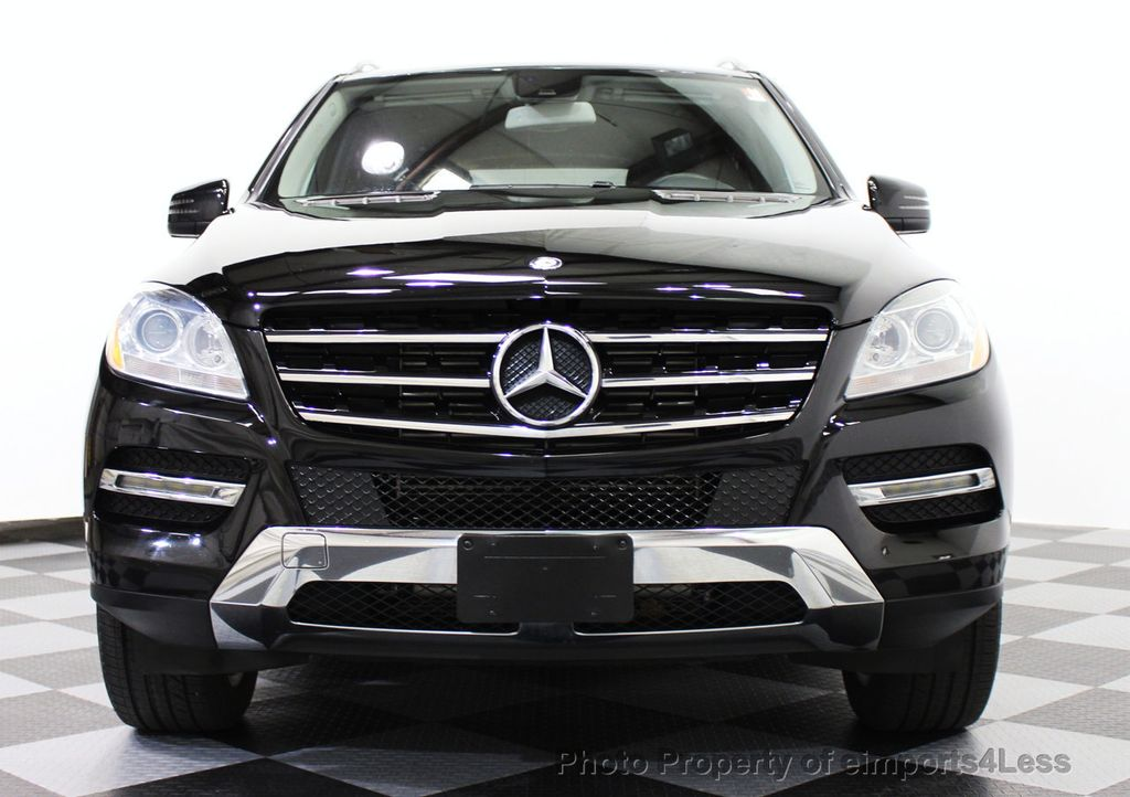 2014 used mercedes benz m class certified ml350 4matic for Mercedes benz blue tec