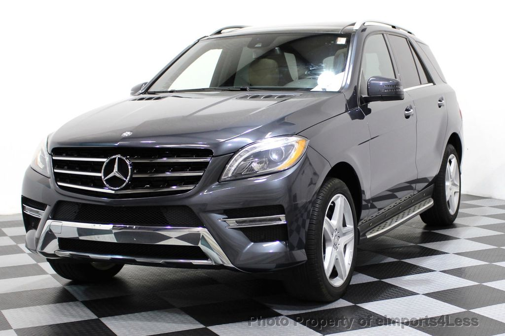 2014 Mercedes-Benz M-Class CERTIFIED ML550 4MATIC V8 AWD PANO CAM NAVI - 16611890 - 24