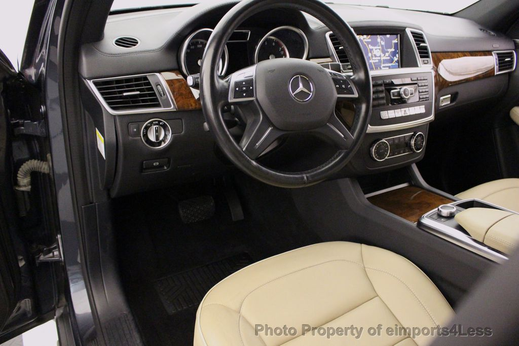 2014 Mercedes-Benz M-Class CERTIFIED ML550 4MATIC V8 AWD PANO CAM NAVI - 16611890 - 29