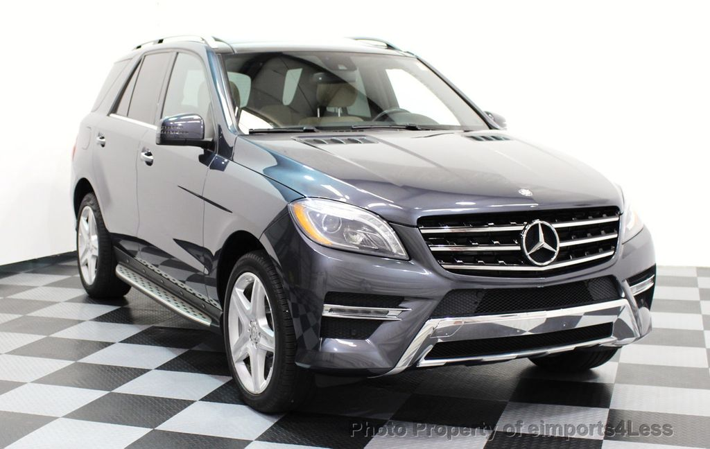 2014 Mercedes-Benz M-Class CERTIFIED ML550 4MATIC V8 AWD PANO CAM NAVI - 16611890 - 39