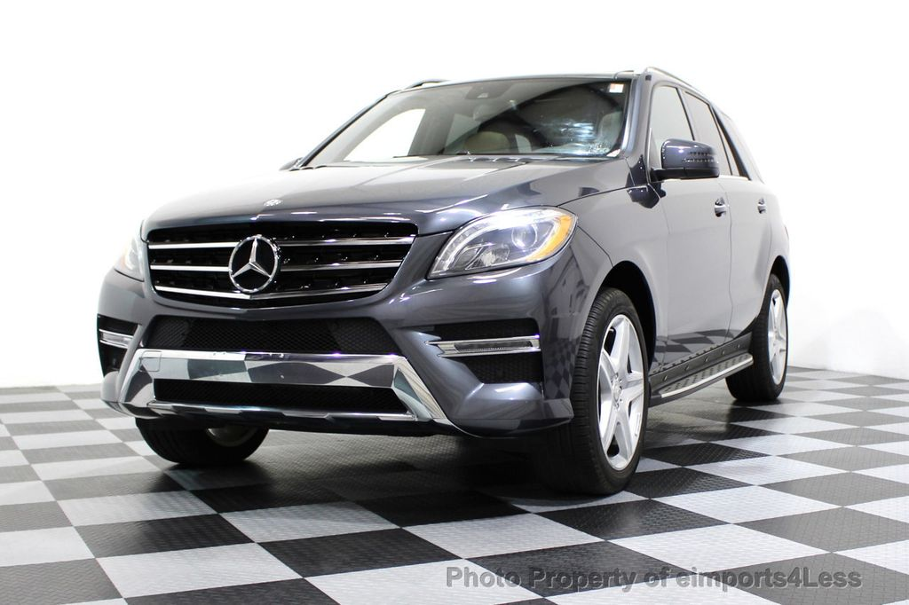 2014 Mercedes-Benz M-Class CERTIFIED ML550 4MATIC V8 AWD PANO CAM NAVI - 16611890 - 49