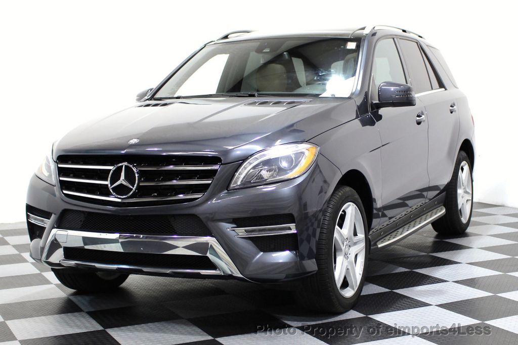 2014 Mercedes-Benz M-Class CERTIFIED ML550 4MATIC V8 AWD PANO CAM NAVI - 16611890 - 52