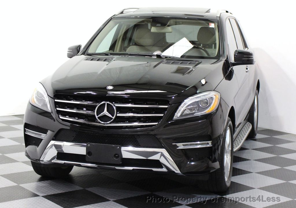 2014 used mercedes benz m class certified ml550 4matic v8 awd suv lane track navigation at. Black Bedroom Furniture Sets. Home Design Ideas
