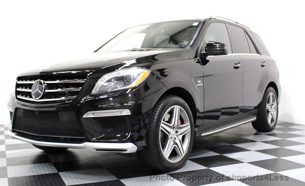 2014 Mercedes-Benz M-Class CERTIFIED ML63 AMG P30 PERFORMANCE PACKAGE - 16774861 - 13