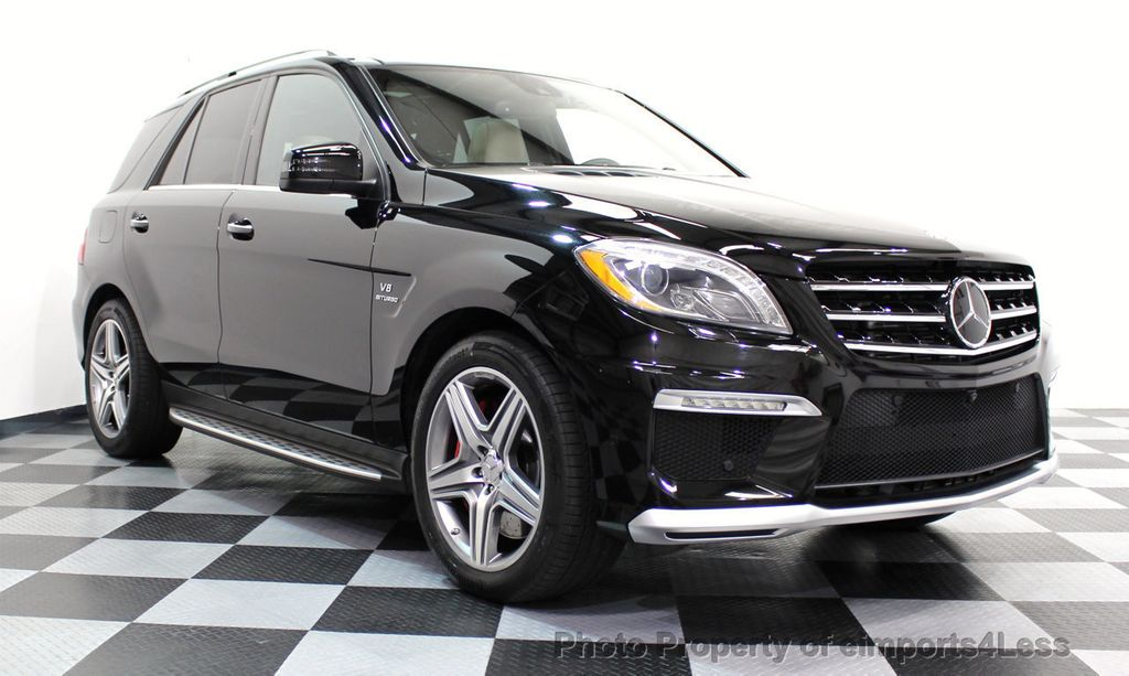 2014 Mercedes-Benz M-Class CERTIFIED ML63 AMG P30 PERFORMANCE PACKAGE - 16774861 - 14