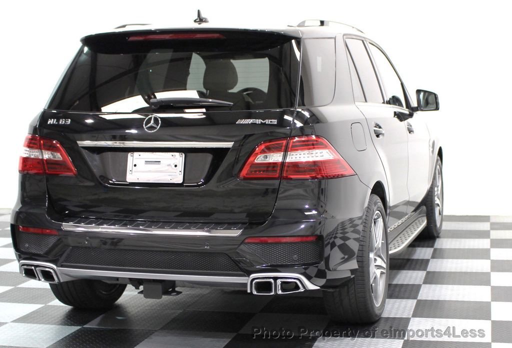 2014 Mercedes-Benz M-Class CERTIFIED ML63 AMG P30 PERFORMANCE PACKAGE - 16774861 - 16