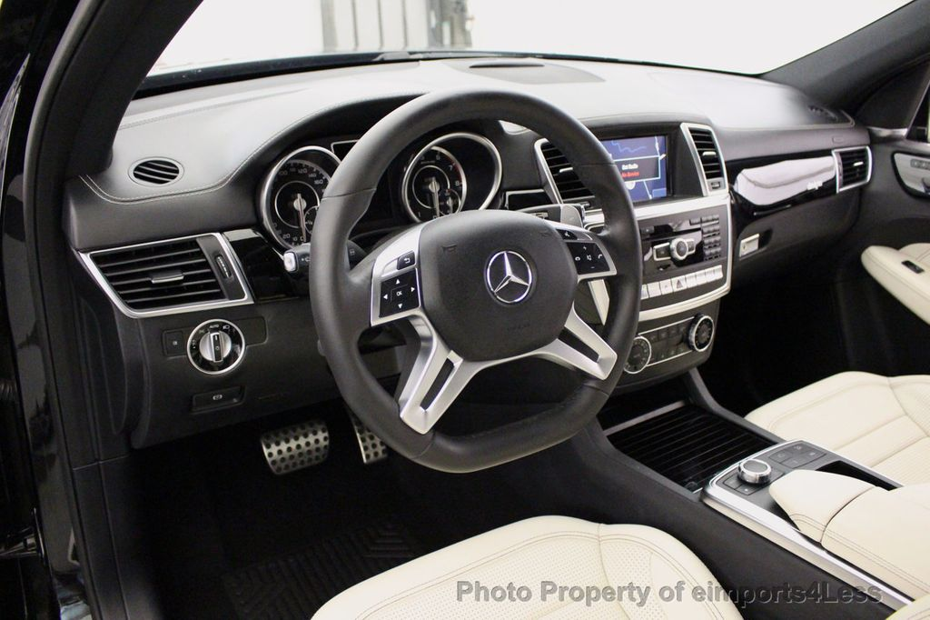 2014 Mercedes-Benz M-Class CERTIFIED ML63 AMG P30 PERFORMANCE PACKAGE - 16774861 - 17