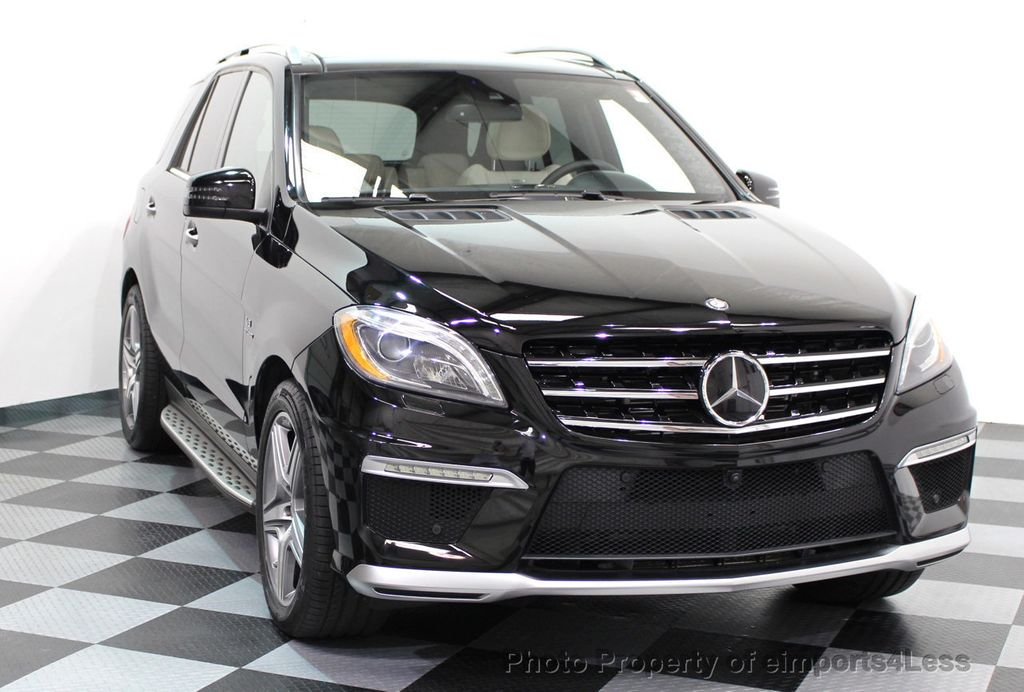 2014 Mercedes-Benz M-Class CERTIFIED ML63 AMG P30 PERFORMANCE PACKAGE - 16774861 - 1