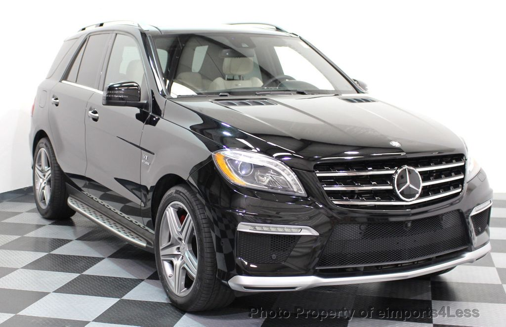 2014 Mercedes-Benz M-Class CERTIFIED ML63 AMG P30 PERFORMANCE PACKAGE - 16774861 - 20