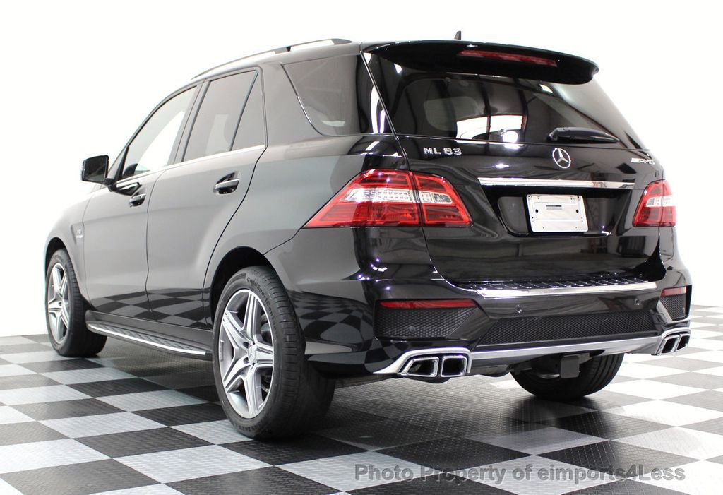 2014 Mercedes-Benz M-Class CERTIFIED ML63 AMG P30 PERFORMANCE PACKAGE - 16774861 - 21