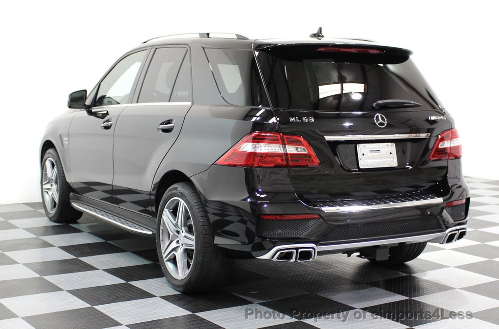 2014 Mercedes-Benz M-Class CERTIFIED ML63 AMG P30 PERFORMANCE PACKAGE - 16774861 - 2